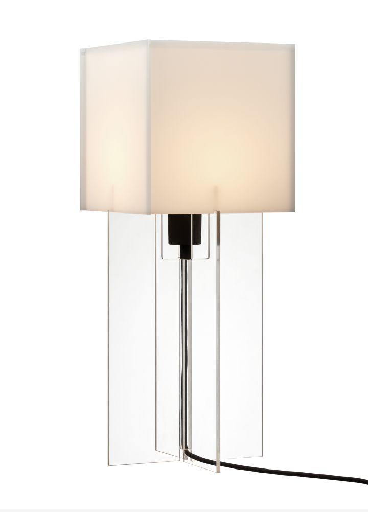 Cross-Plex Table Lamp by Fritz Hansen
