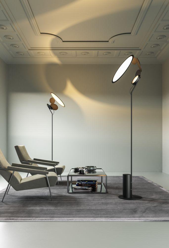 Cut Floor Lamp by Axo Light