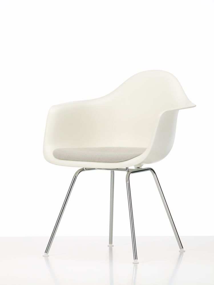 DAX With Seat Upholstery by Vitra