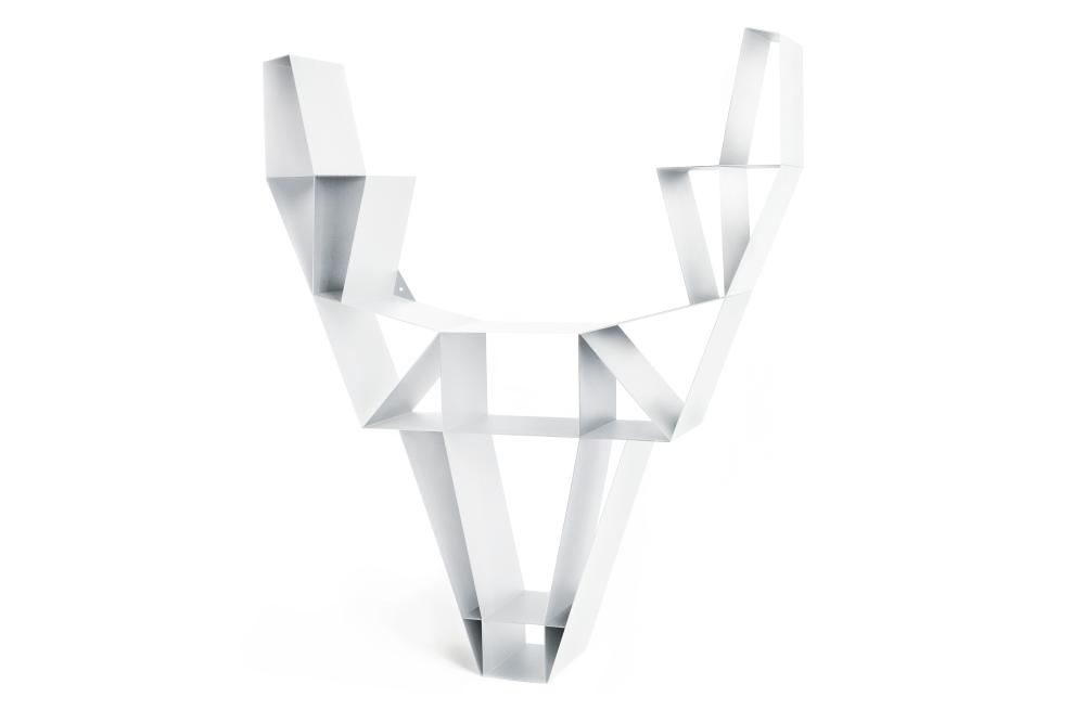 Deer Metal Shelf by BEdesign