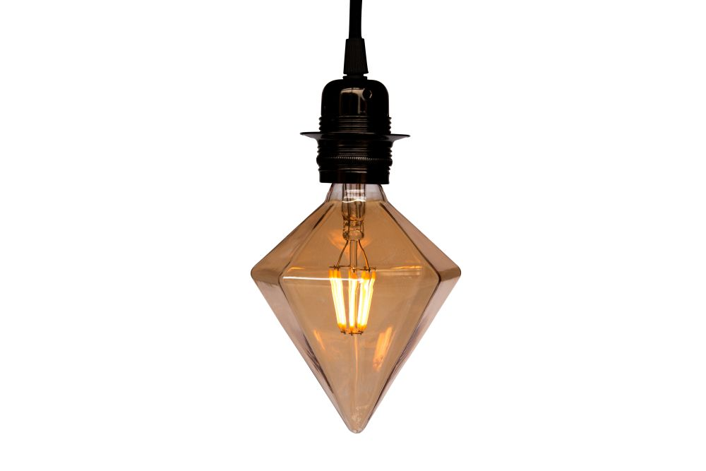 Diamond LED Light Bulb by William and Watson