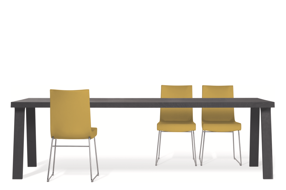 Doble Extra Prolonged Dining Table by Montis