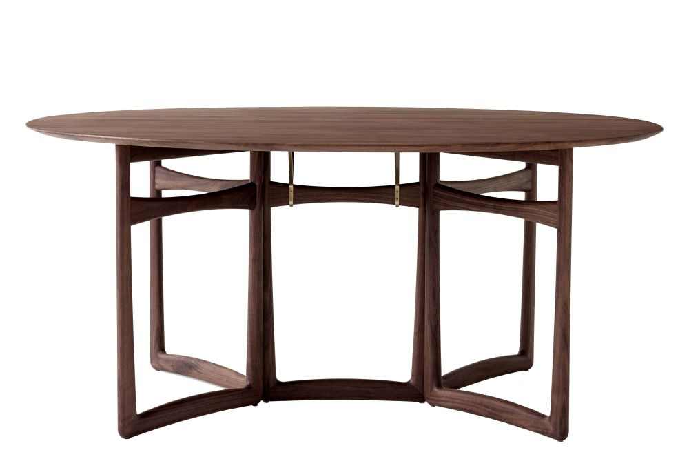 White Oiled Oak,&Tradition,Dining Tables