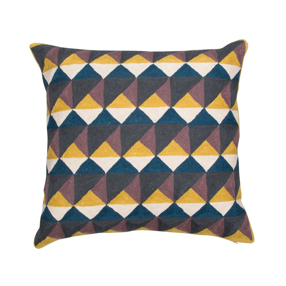 Escher Cushion by Niki Jones