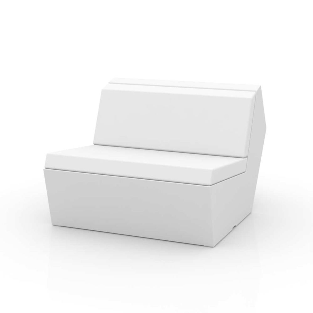 Faz Sectional Armless Sofa by Vondom