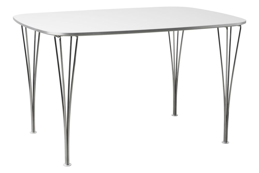 white top,Fritz Hansen,Dining Tables