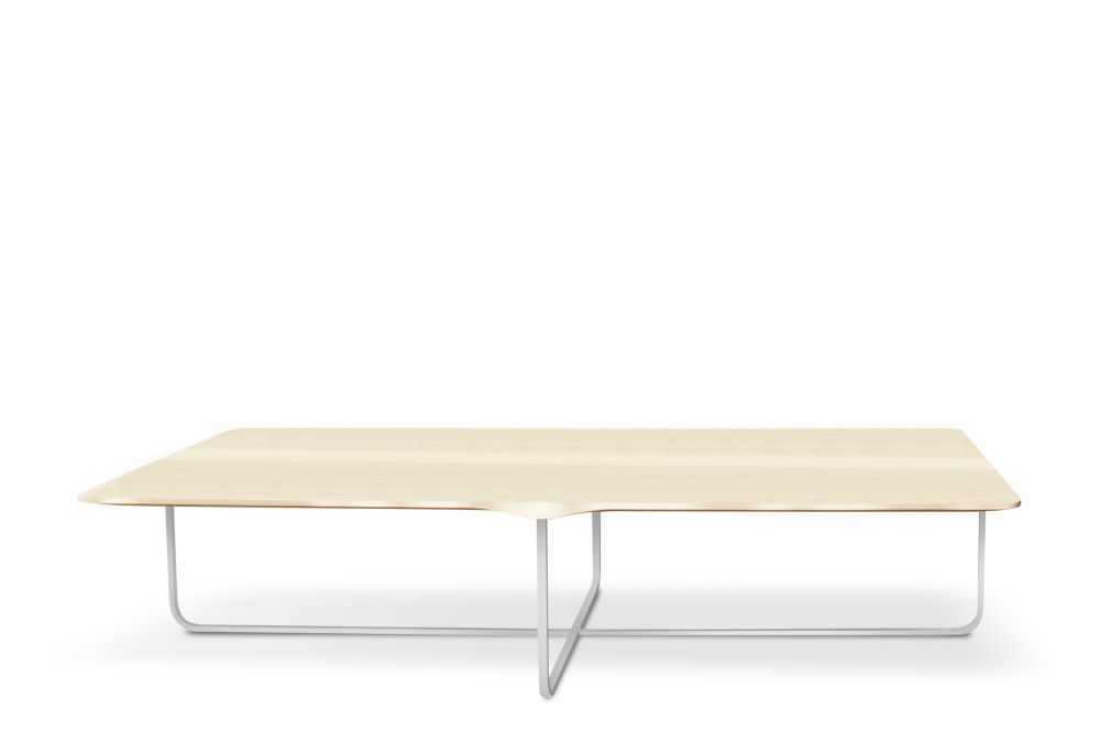 Flint Rectangular Coffee Table by Montis