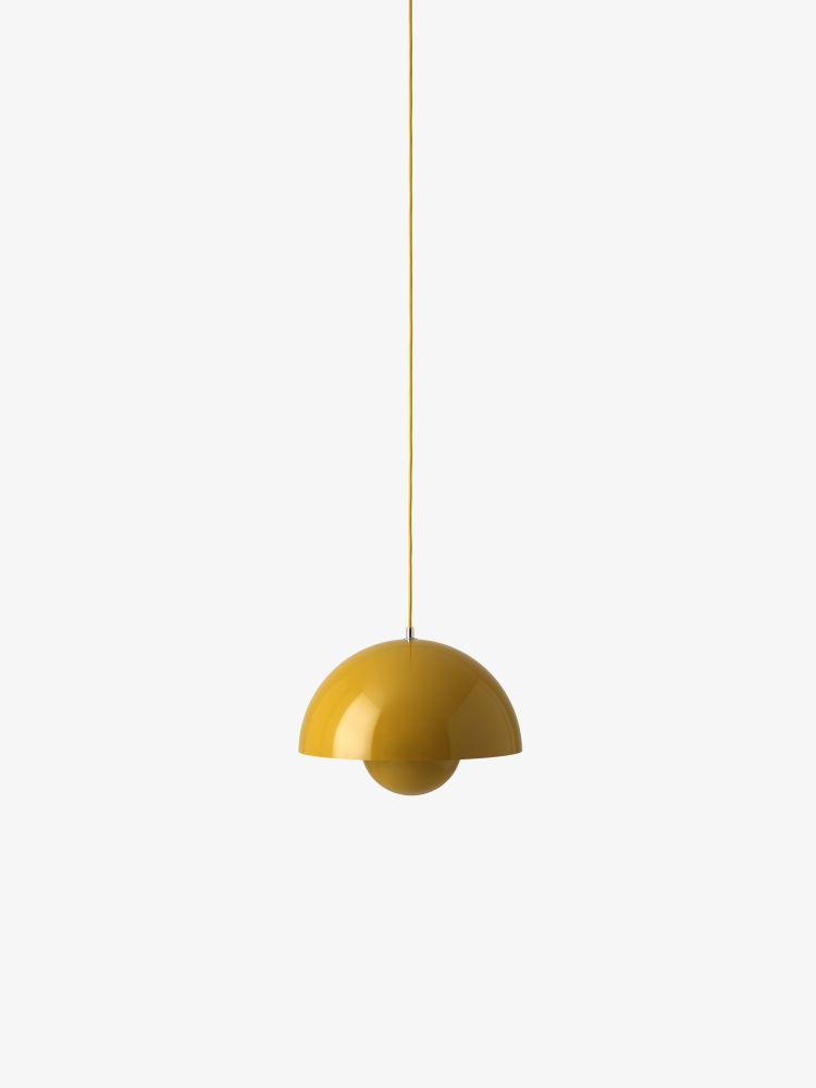 Mustard,&Tradition,Pendant Lights