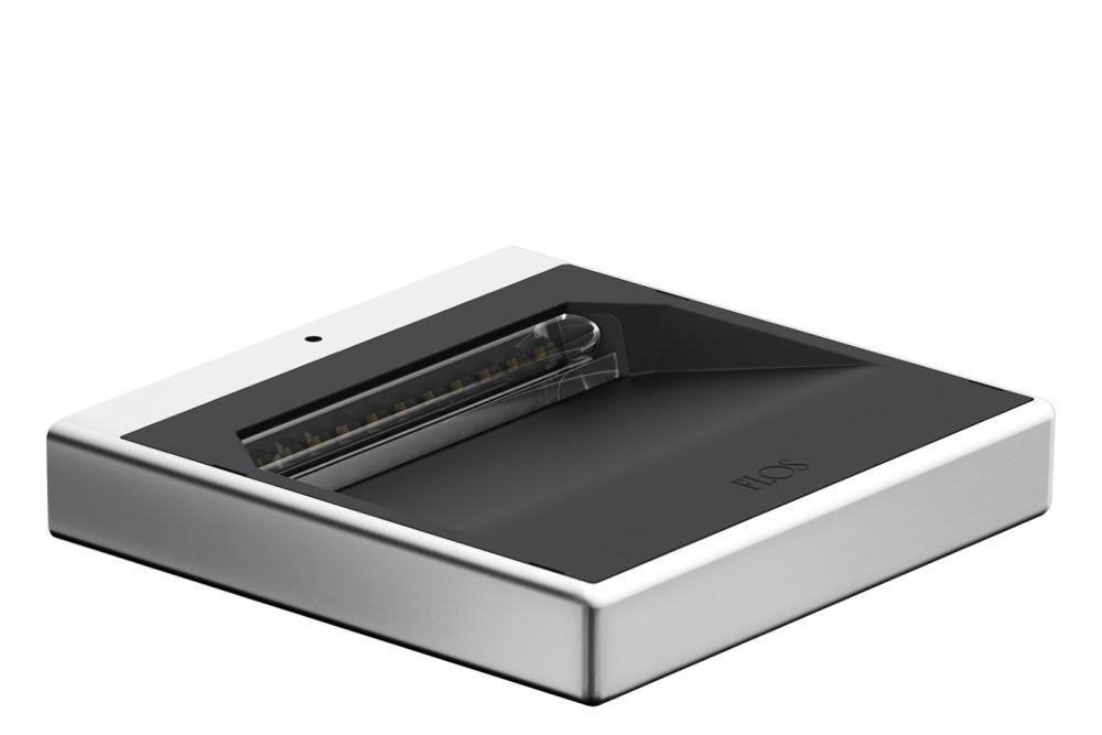 Polished Aluminium (mt), 3000, DIM 1-10V,Flos,Soft Architectural Lighting