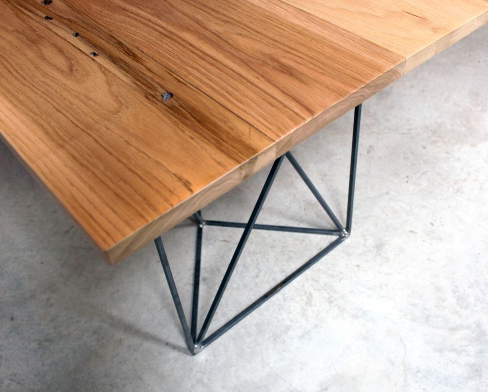 Small,Sapien Studio,Dining Tables,coffee table,desk,floor,furniture,hardwood,iron,plywood,table,wood,wood stain