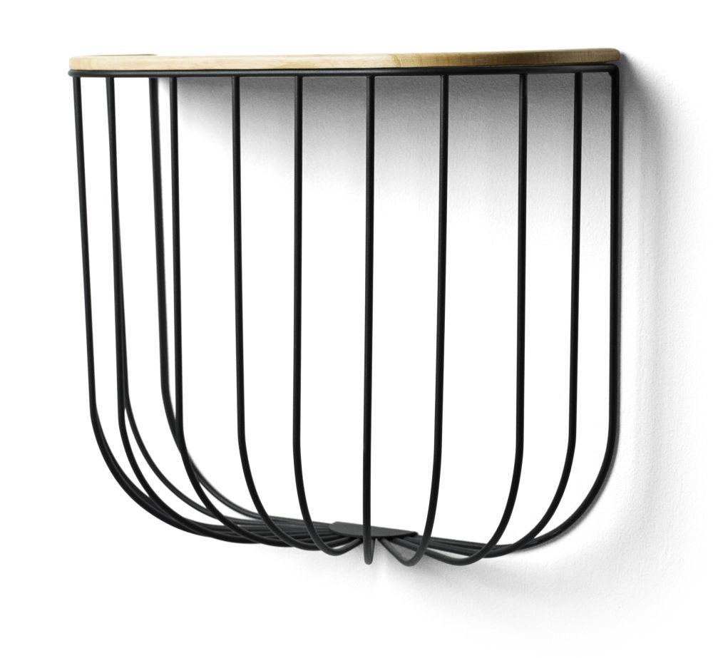 Fuwl Cage Shelf by Menu