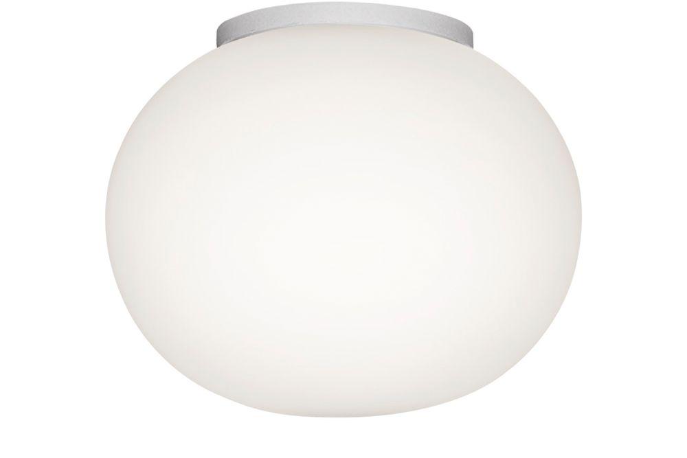 Glo-Ball C/W Zero Ceiling Light by Flos