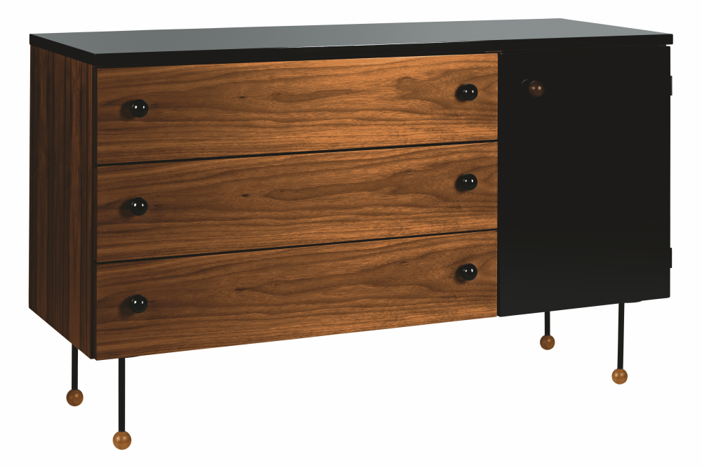 GUBI,Chest of Drawers,cabinetry,chest,chest of drawers,drawer,dresser,filing cabinet,furniture,hardwood,line,sideboard,wood,wood stain