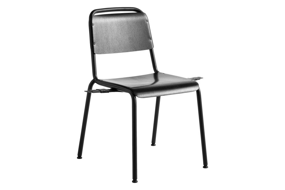 Black Oak - Metal Black Blue,Hay,Dining Chairs
