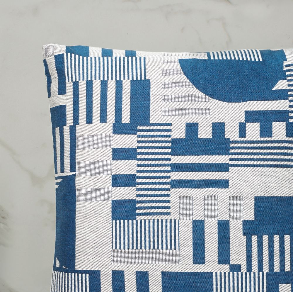 | ELEPHANT,CUSTHOM,Decorative Accessories,azure,blue,design,linens,patchwork,pattern,product,textile,turquoise