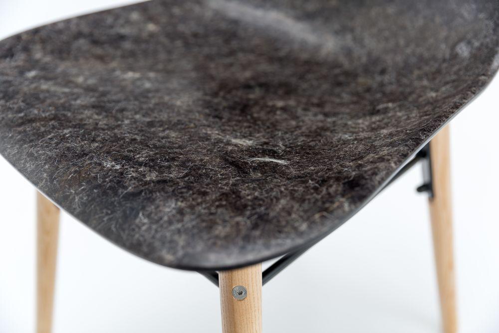 Hembury Chair by Solidwool