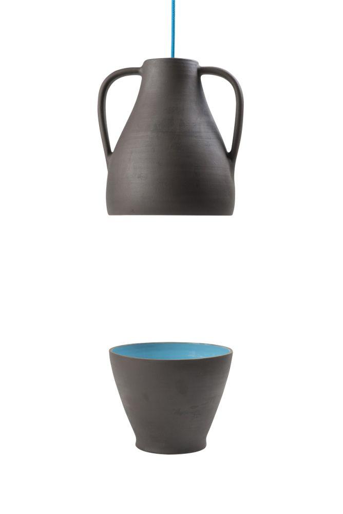 White, Low,MEJD,Lighting,aqua,ceramic,earthenware,jug,serveware,teal,turquoise