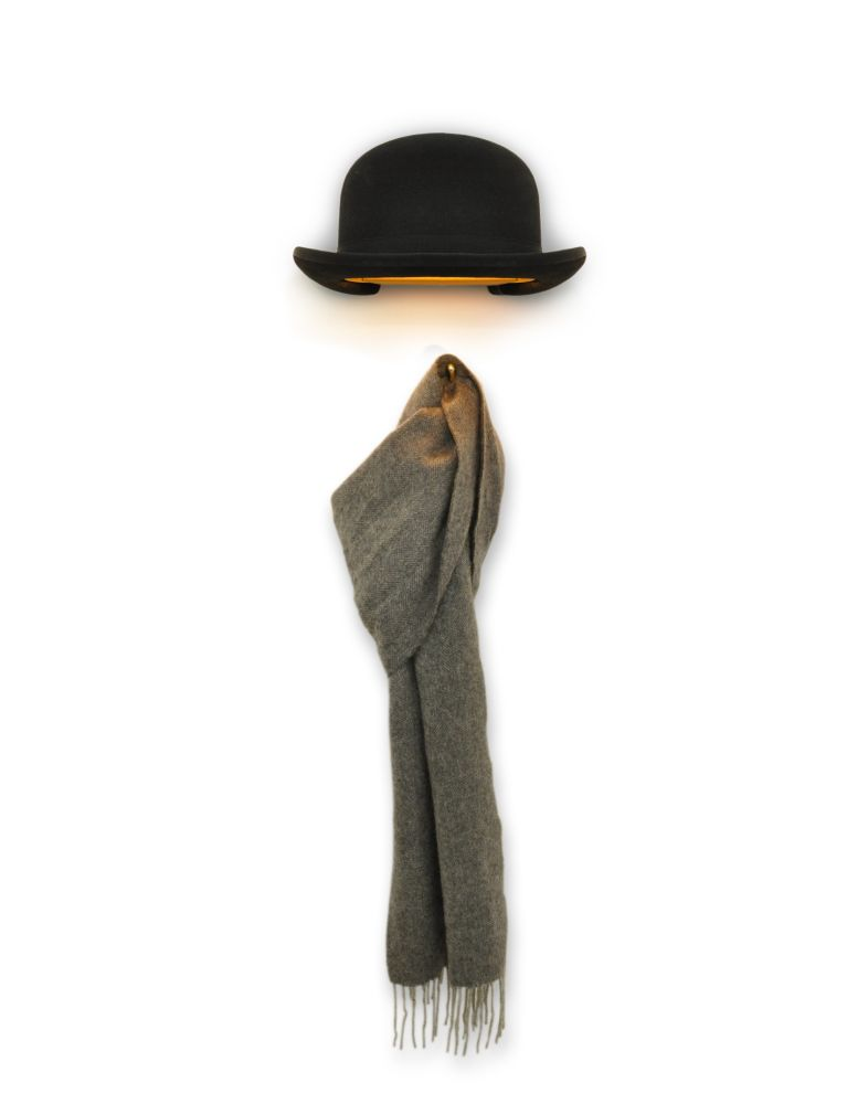 Innermost,Wall Lights,beanie,beige,brown,clothing,costume accessory,fashion accessory,fedora,hat,headgear,scarf,stole,wool