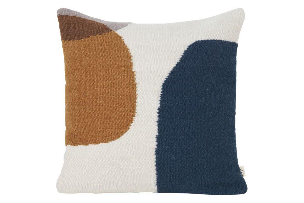 Kelim Cushion, Merge - Set of 2 by ferm LIVING