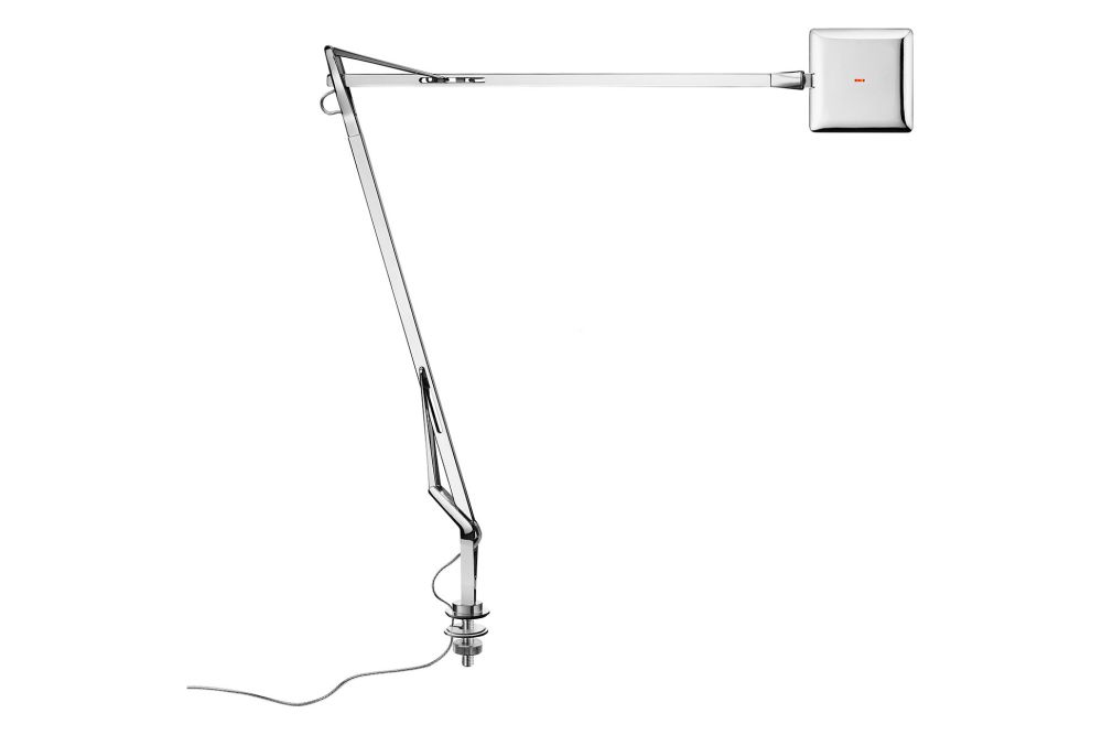 Metal White, Visible,Flos,Desk Lamps