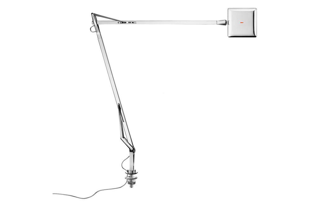 Metal Chrome, Hidden,Flos,Desk Lamps