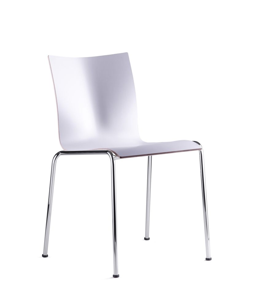 Kevi Plus Dining Chair 4 Legs by Engelbrechts