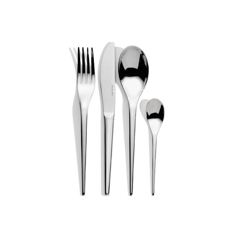 Kyoto Cutlery Set - 24 pieces by Serafino Zani