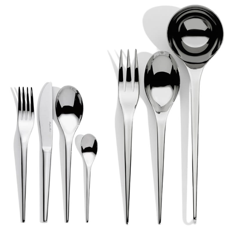 Kyoto Cutlery Set - 51 pieces by Serafino Zani