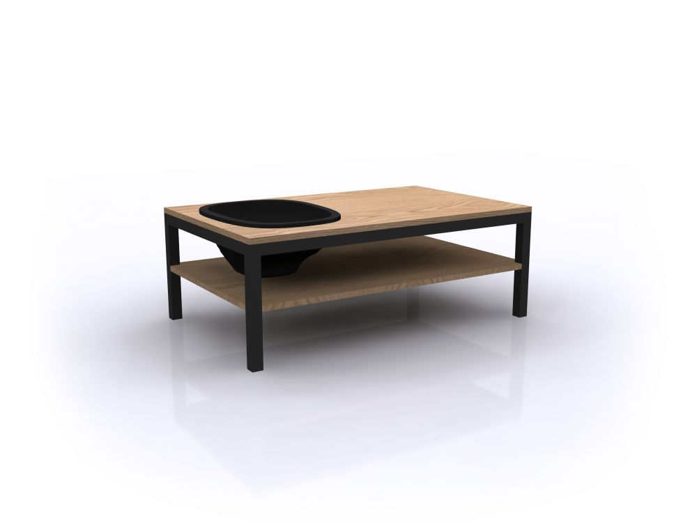 Lagune Coffee Table by Bellila