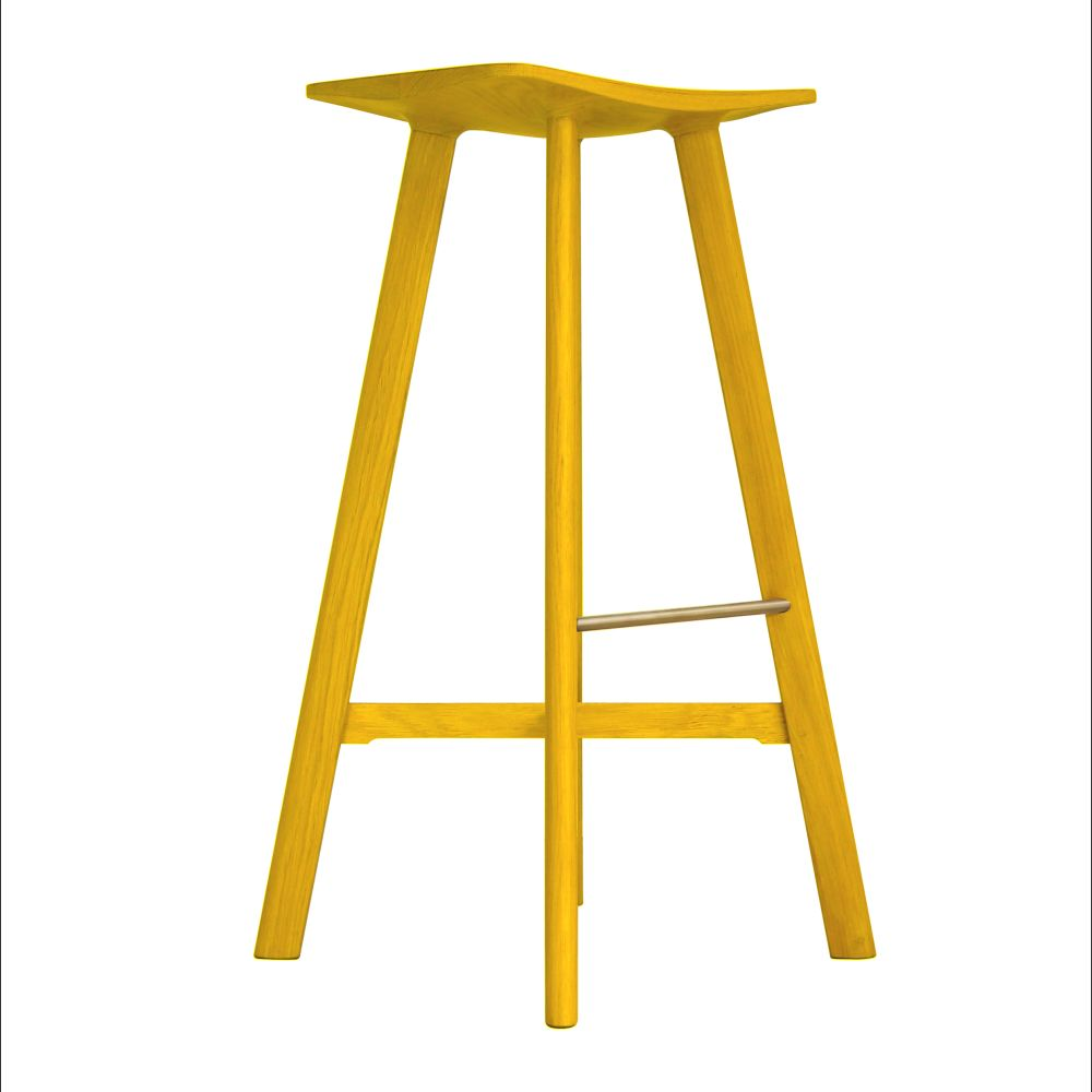 ASH,Tanti Design,Stools,bar stool,furniture,stool,table,yellow