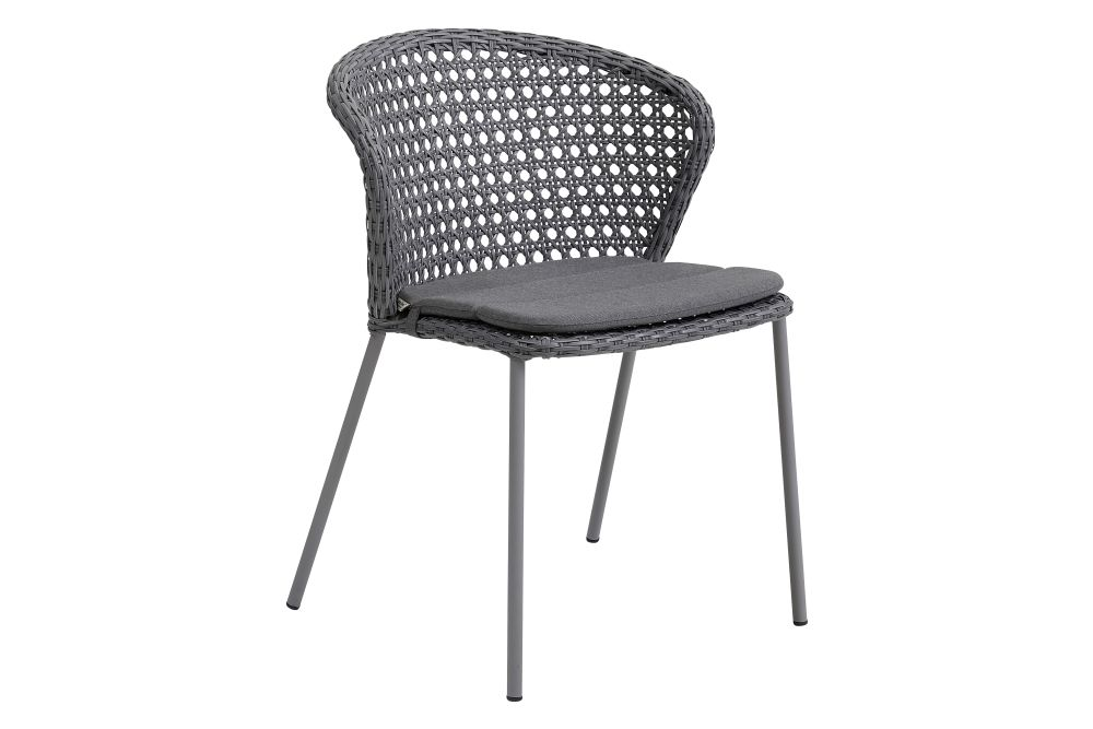 FAI Light Grey,Cane Line,Dining Chairs