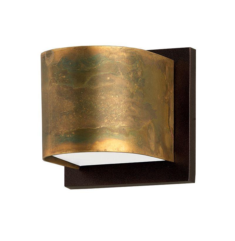 GIBAS ,Wall Lights,brass,bronze,copper,lamp,lampshade,light,light fixture,lighting,lighting accessory,metal,rectangle,sconce