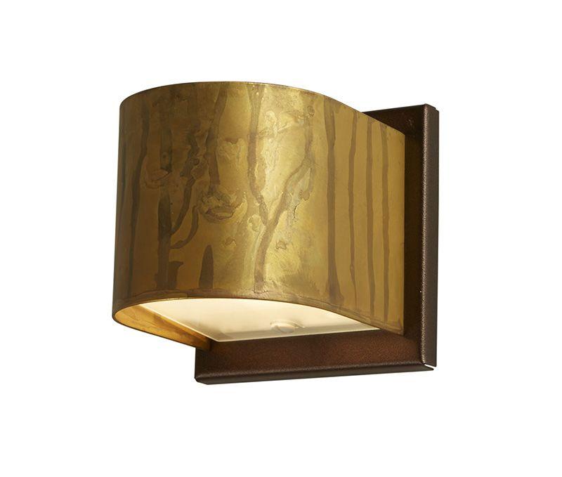 Lola Wall lamp 929/45 plus base by GIBAS