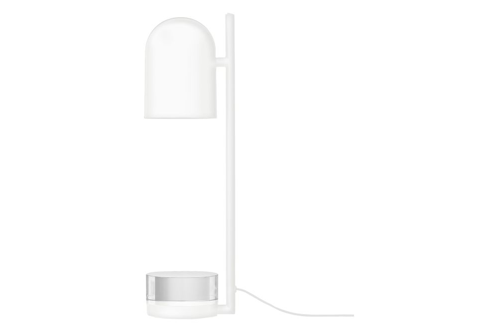 White and Clear,AYTM,Table Lamps