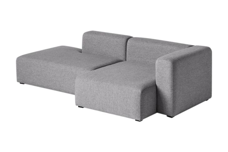 Mags 2.5 Seater Lounge Sofa Right by Hay