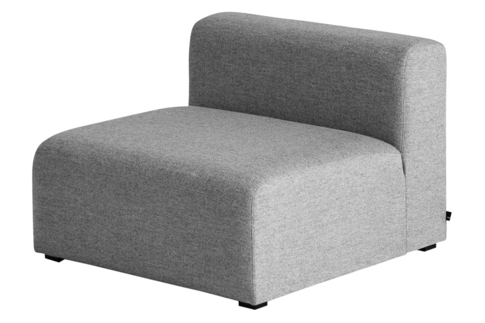 Mags Wide Seating Element by Hay