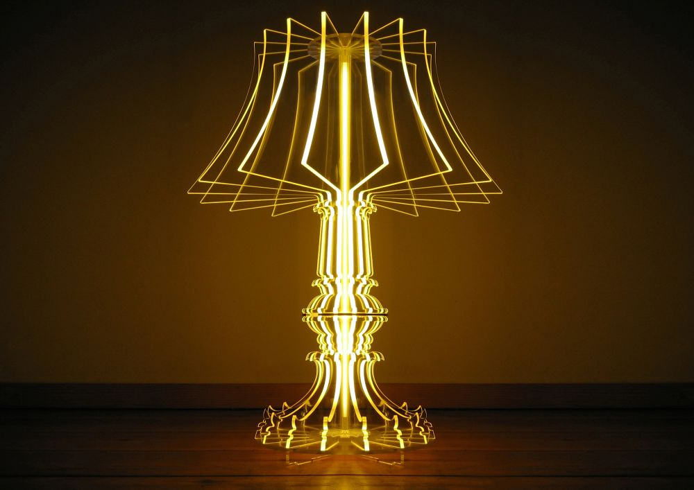 Marie-Louise table lamp by Sander Mulder