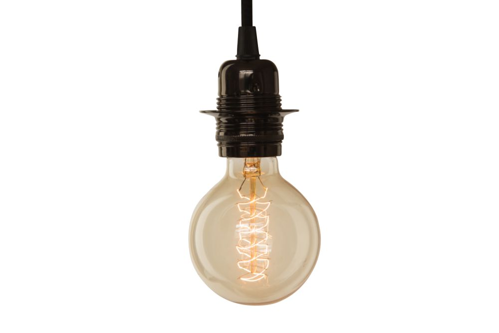 Medium Globe Spiral Light Bulb by William and Watson
