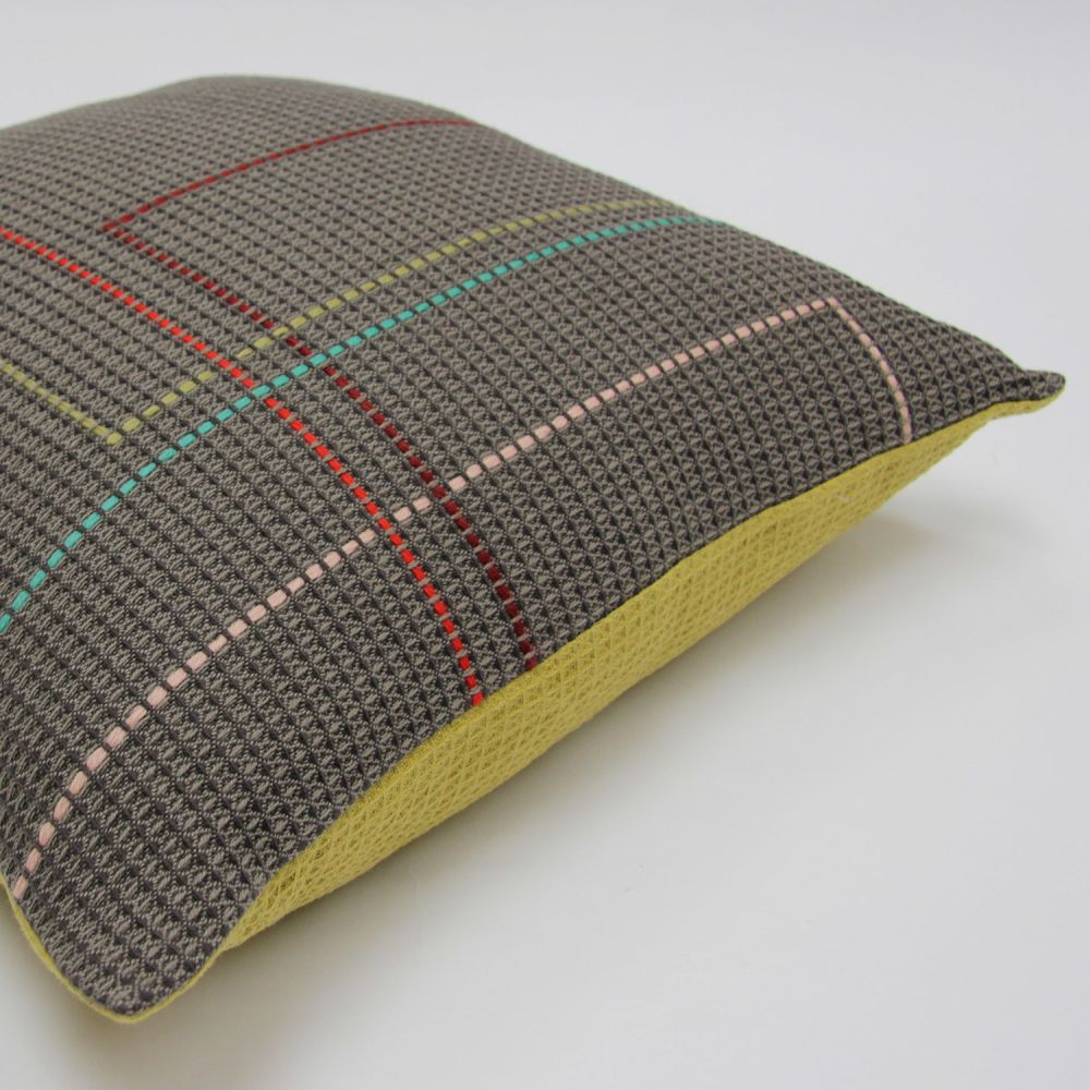 cushion,furniture,linens,pattern,pillow,plaid,tartan,textile