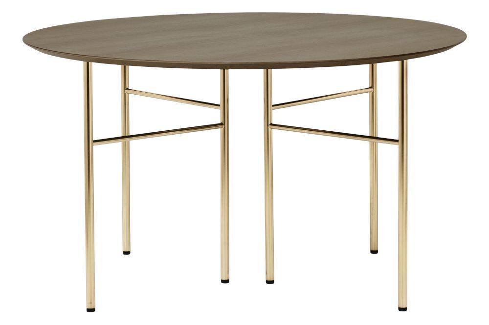 Green Linoleum, Mingle Table Legs W68 - Green (Set of 2),ferm LIVING,Dining Tables