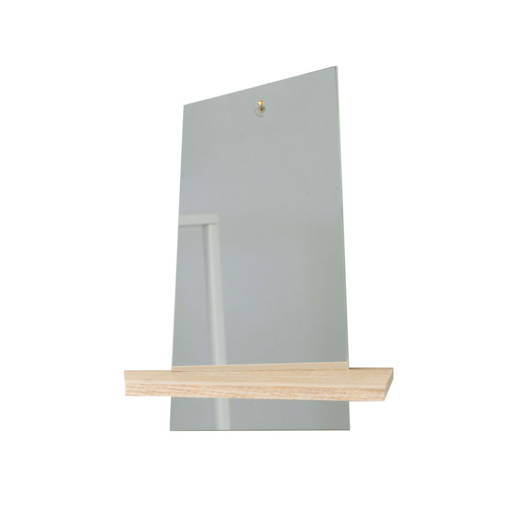 Mirror Shelf by Golden Biscotti