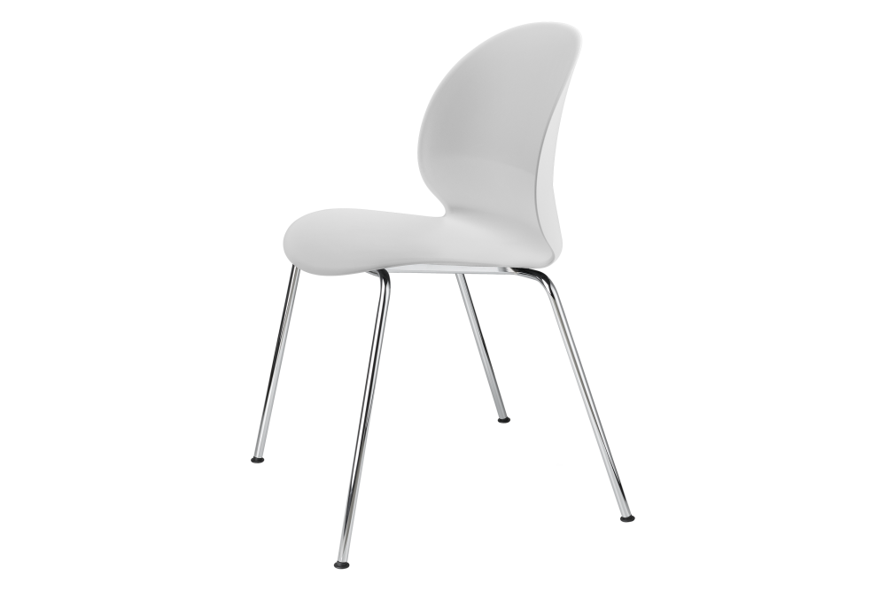 4legs no arm, off white,Fritz Hansen,Conference Chairs