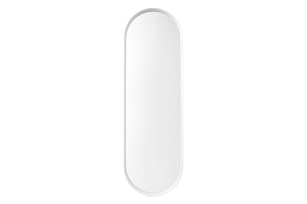 Norm Oval Mirror by Menu