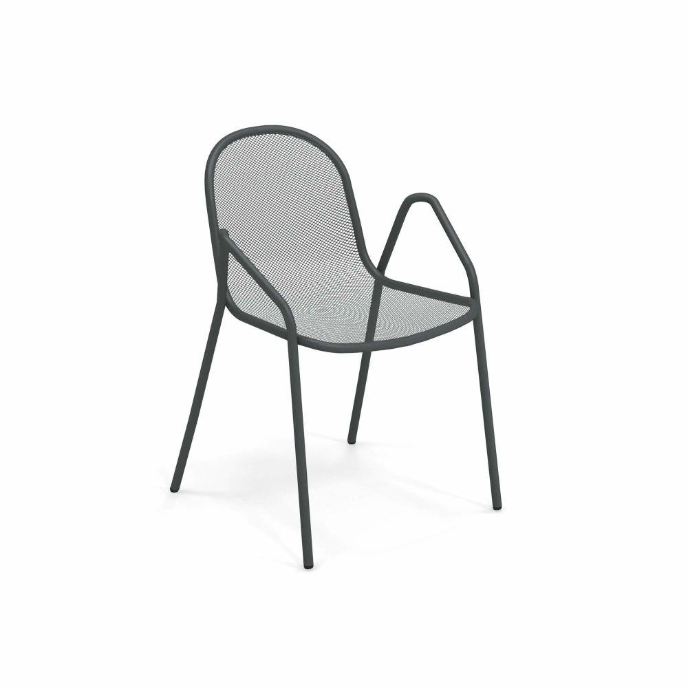 About A Chair 22 Armchair.Nova Armchair Set Of 4 Antique Iron 22 By Emu
