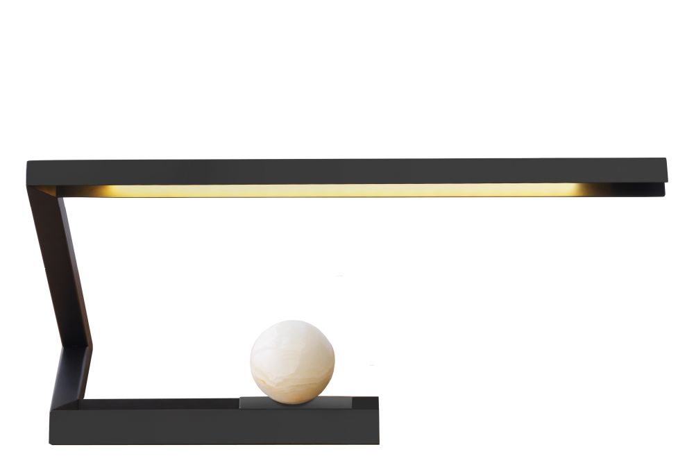 Brass, Rossa Levanto Marble,Resident,Table Lamps