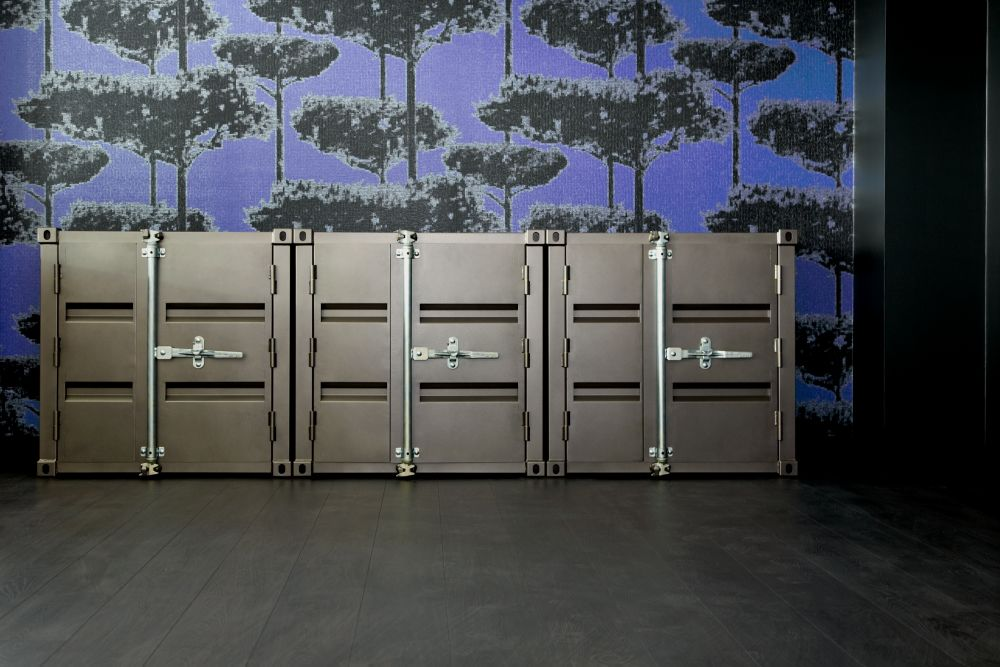 Pandora container cabinet by Sander Mulder