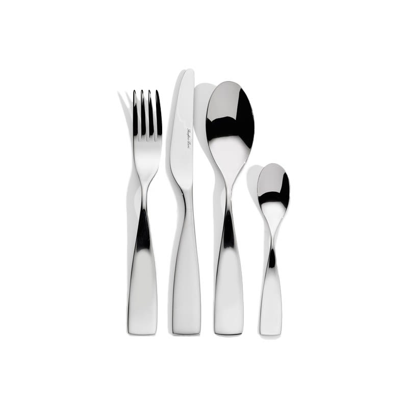 Paris Cutlery Set - 24 pieces by Serafino Zani