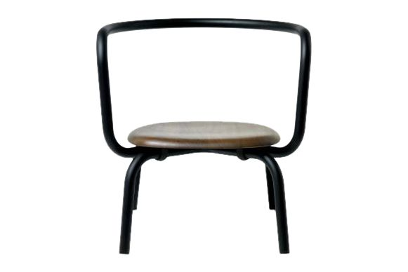 Powder Coated Graphite Black, Walnut,Emeco,Lounge Chairs