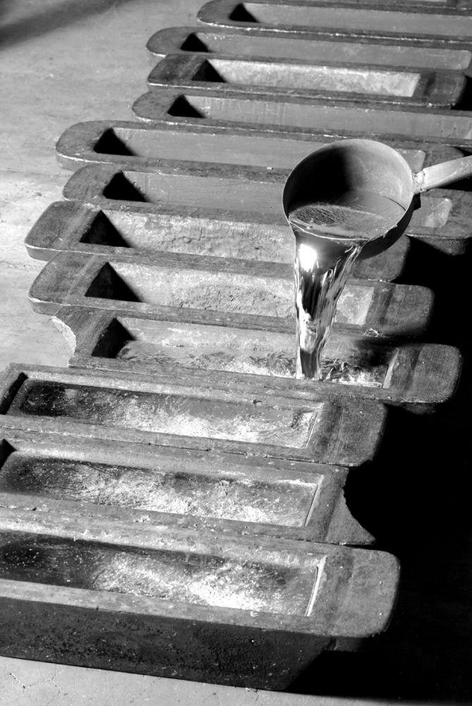 Pewter Champagne Bucket by Eligo