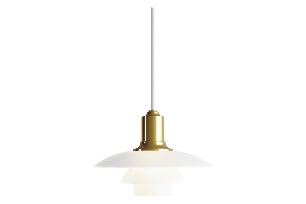 PH 2/1 Pendant Light by Louis Poulsen